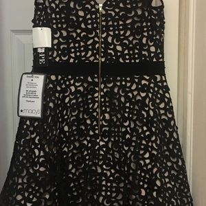 1349af60 Xscape Dresses   Black Laser Cut Fit And Flare Dress Nwt 14   Poshmark